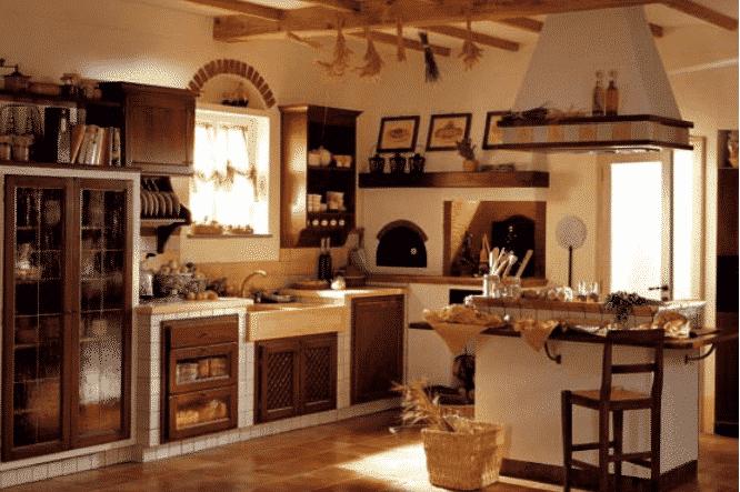Cucina in muratura blog blog edilnet for Quanto costa una cucina in muratura