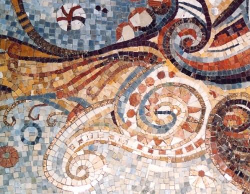 mosaico realizzato