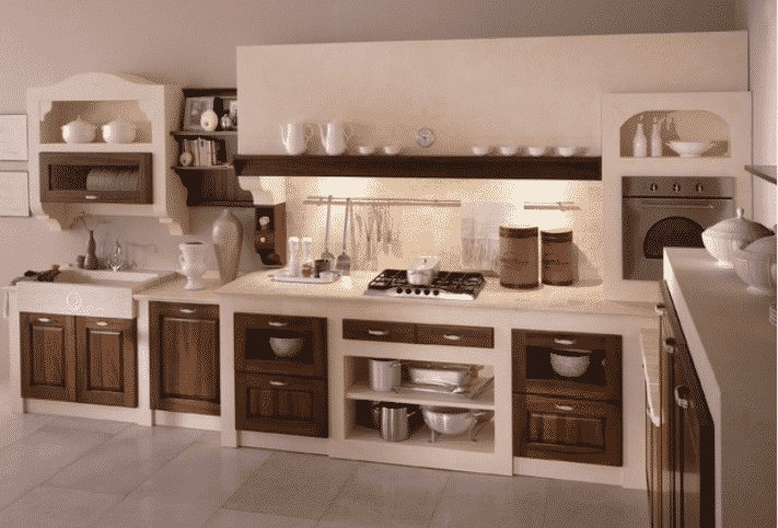 quanto costa una cucina in muratura l 39 immagine della