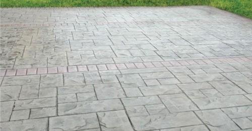 Pavimenti in cemento esterni
