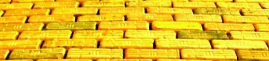 Mattoni color oro