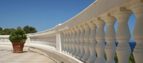 Terrazzo con pavimentazione e isolamento rifatto