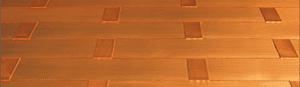 Installazione del tetto in profilato