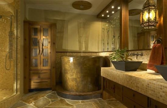 Foto di bagno ristrutturato in muratura su Blog Edilnet