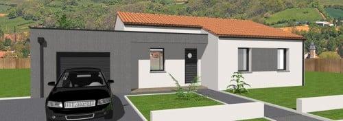 Progetto esterno di casa