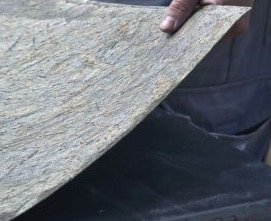 Pietra flessibile