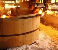 Vasca esterna in legno come funziona blog edilnet for Vasca da bagno esterna
