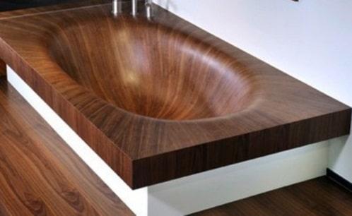 Vasca in legno, come renderla impermeabile?