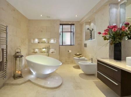 Ristrutturazione di un bagno completata come da progetto