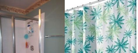 porta o tenda nella doccia?