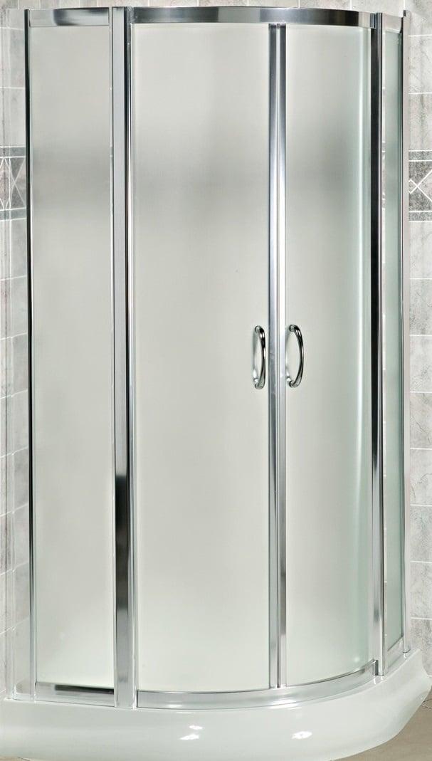 Porta in vetro nella doccia o è meglio la tendina?