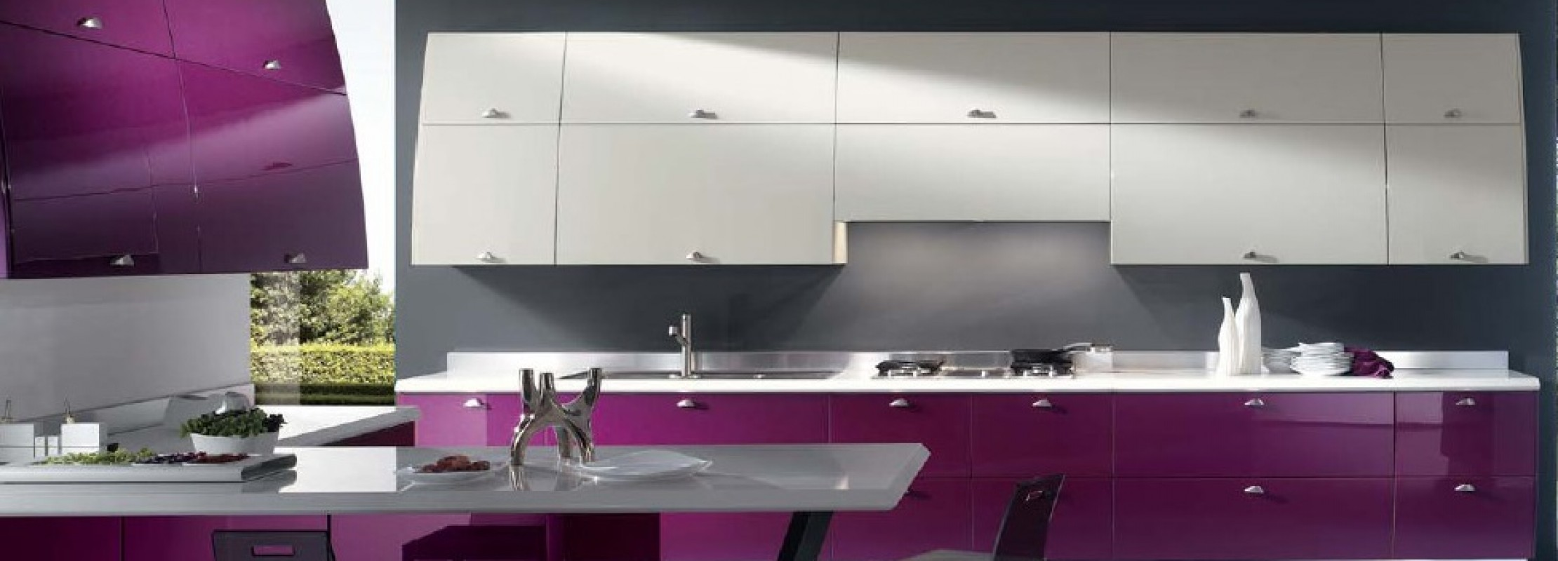 La cucina moderna, lineare ed elegante - | Blog Edilnet