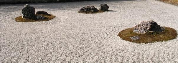 Creare un giardino zen