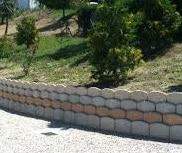muro a secco controterra