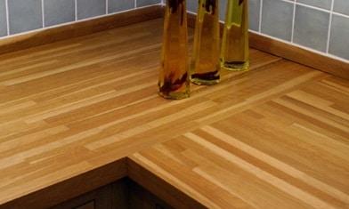 Il piano cucina in legno, conviene sceglierlo? - | Blog Edilnet
