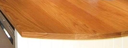 Il piano cucina in legno, conviene sceglierlo?