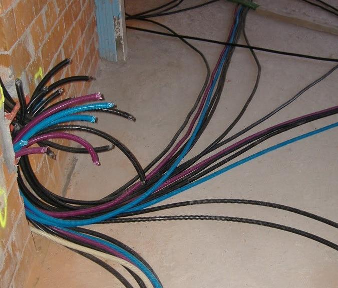 Appalti per elettricisti