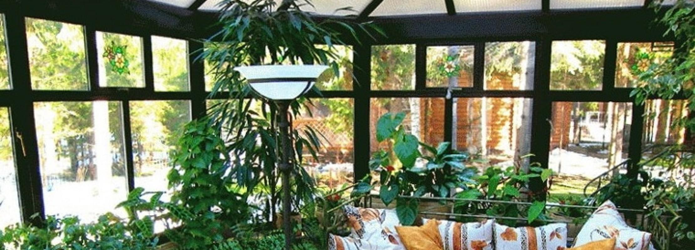 Come Costruire Una Amaca.Creare Un Giardino D Inverno Blog Edilnet