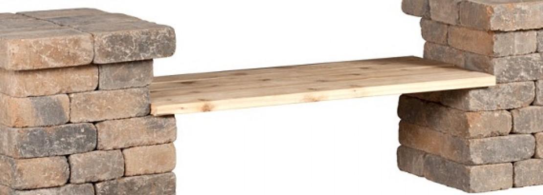 Come costruire una panca di mattoni per esterni blog edilnet - Mattoni per esterno ...
