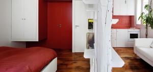 Come organizzare un mini appartamento