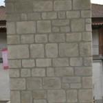 Come rivestire una colonna con la pietra