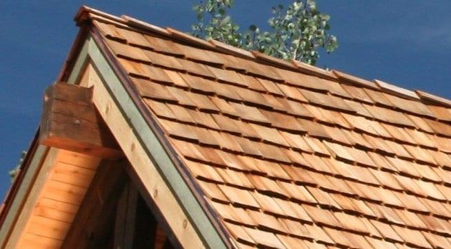 Costruire un tetto in legno