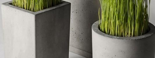 Come realizzare vasi in cemento