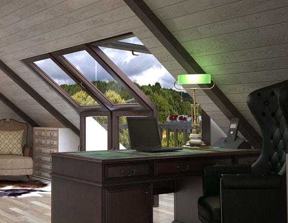 Come trasformare una soffitta in mansarda