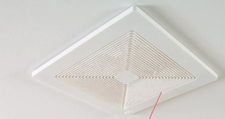 Come installare una ventola di aerazione