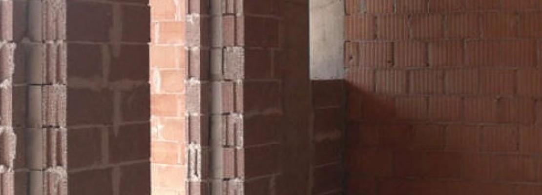 Come si costruisce un muro portante blog edilnet - Tracce su muri portanti ...