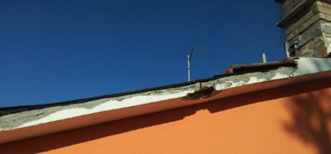 Cornicione rotto: come si restaura