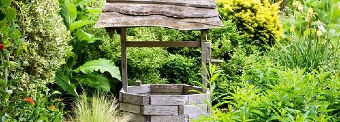 Pozzo per il giardino