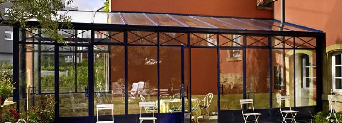 Veranda in pvc o alluminio quale scegliere blog edilnet - Miglior materiale per finestre ...