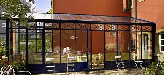Veranda in PVC o alluminio: quale scegliere