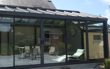 Veranda in pvc o alluminio quale scegliere blog edilnet - Quanto costa una porta finestra in pvc ...