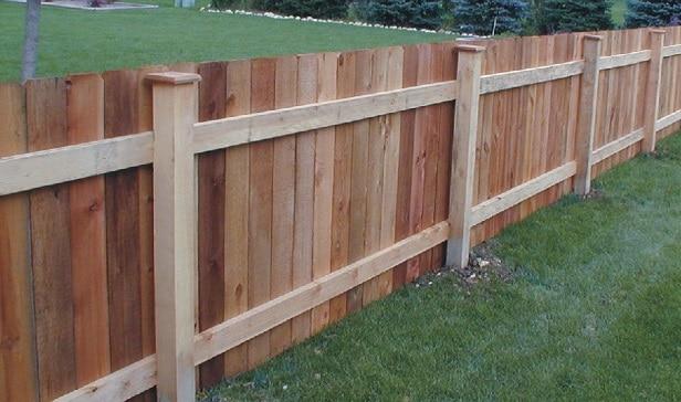 Recinzioni in legno – le varie soluzioni