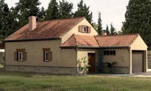 Ristrutturare una casa rurale