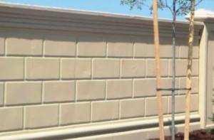 Costruire un muretto di recinzione
