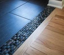 come unire due pavimenti diversi pannelli termoisolanti