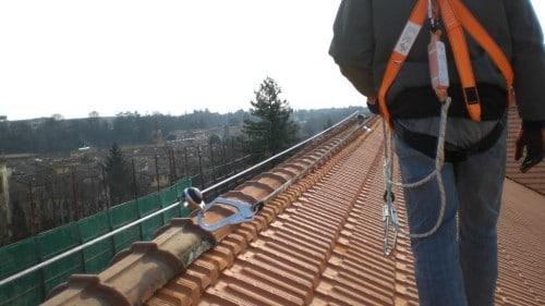 Linea vita: costi e installazione