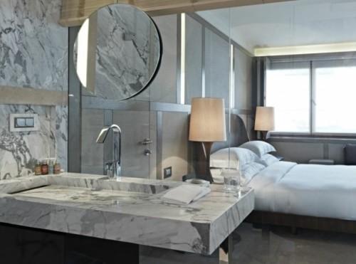 Fantastico secondo bagno creato in camera