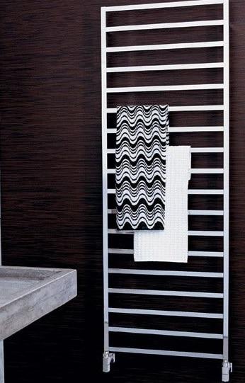 Moderno termosifone a parete per Riscaldare il bagno