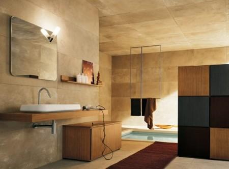Riscaldare il bagno: bagno riscladato elltricamente