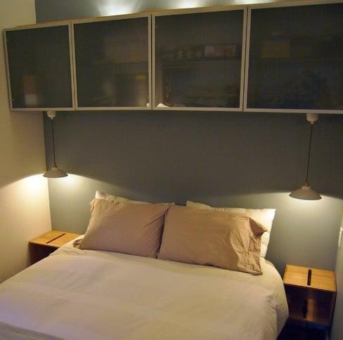 come arredare una camera da letto piccola - | blog edilnet - Contenitori Camera Da Letto