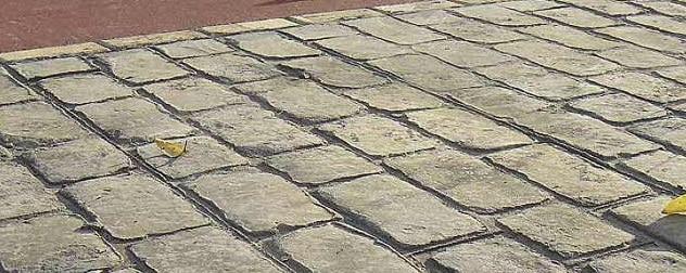 Prezzo pavimento cemento stampato mq