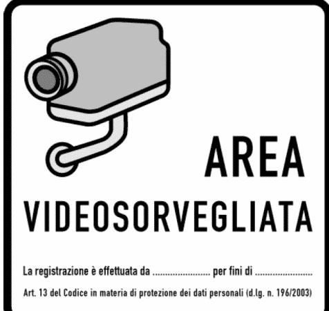 Impianto di videosorveglianza banner