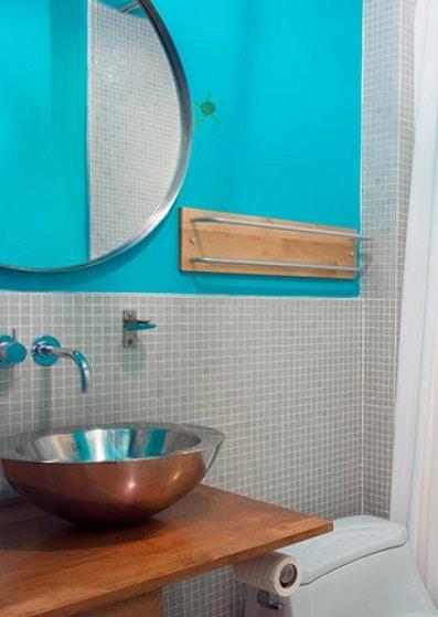 Come pitturare il bagno blog edilnet - Deumidificatore per bagno ...
