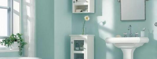 Pitturare il bagno