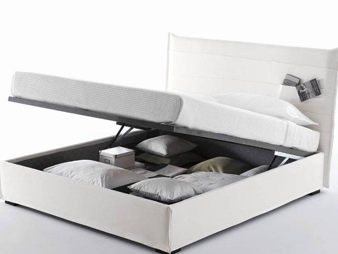 camera da letto piccola letto contenitore