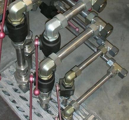 Tubi di Impianto idraulico di casa